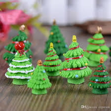 trees gift miniature decoration mini craft micro