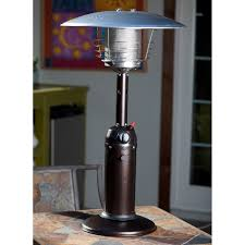 mosaic electric patio heater fire sense table top patio heater hayneedle