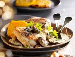 cuisiner une poularde pour noel nos recettes spéciales dinde et chapon pour noël cuisine actuelle