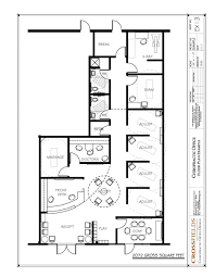 Office Building Floor Plan Awesome Office Floor Plan Templates Chiropractic Office Floor Plan