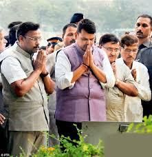 Maharashtra Cabinet Ministers Chief Minister Fadnavis Starts His Term With Maharashtra Fund