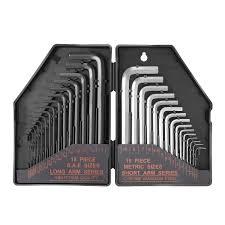 alum key set hex tools home improvement