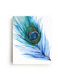 peacock feather canvas print peacock feathers labour and peacocks