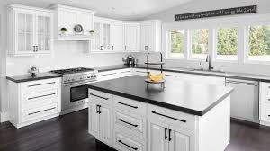 white kitchen cabinets with black countertops 31 white kitchen cabinets ideas in 2020 remodel or move