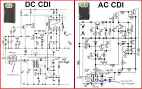 ac dc 6 pin cdi wire schematics only 0 01 entrancing cdi wiring