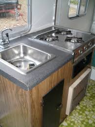 Kitchen Of The Future by Clydethecamper Restoring The Ugliest 1970s Camper Ever Page 6