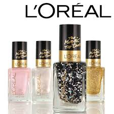 l u0027oreal the magic top coats nail polish