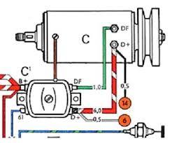 vw beetle voltage regulator wiring diagram vw wiring diagrams