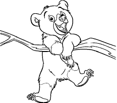 13 brother bear coloring pages images brother