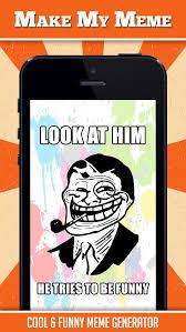 Meme Maker Ios - insta meme maker factory funny meme generator lol pics