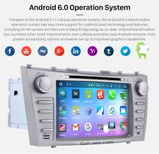 8 inch 1024 600 touchscreen 2007 2008 2009 2010 2011 toyota camry