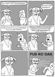 Fus Ro Dah Meme - image 201415 fus ro dah know your meme