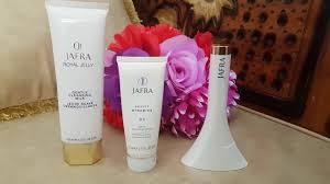 Serum Royal Jelly Jafra Terbaru recomended royal jelly cleanser milk gentle scrub rsc