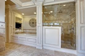traditional bathroom decorating ideas luxury spa master bathroom