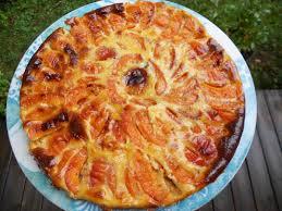pizza hervé cuisine le clafoutis aux abricots de maman de hervé hervé cuisine fleur