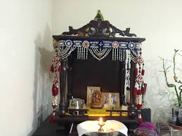 Home Decoratives Diy Mandir Diy Furniture And Diy Ideas