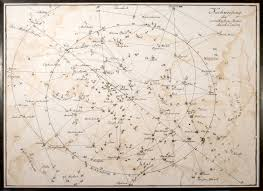 dorali celestial map natural curiosities jgi shop pinterest