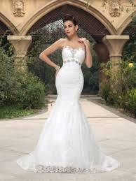online wedding dresses lace mermaid trumpet wedding dresses cheap online tidebuy