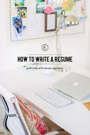 how to write a resum how to write a resume with little or irrelevant experience the