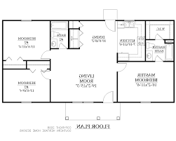 Square Home Plans Home Design Floor Plans 1200 Square Foot Free Printable House