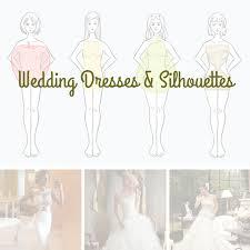 wedding dress shape guide wedding dresses silhouettes guide wedding dzine