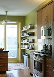 Space Saver Kitchens Shabby Chic Kitchen Shelving Idea For Ideal Space Saver Homesfeed