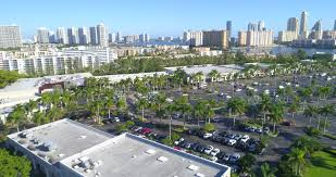 miami january 24 2017 aerial video of a winn dixie supermarket