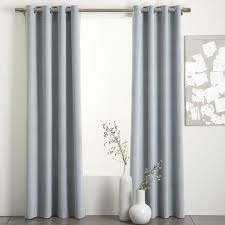 Light Blue And Curtains Light Blue Grey Velvet Curtain By Allisonn Decor