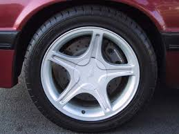 95 mustang rims will spindles a 1994 1995 mustang fit a fox ford