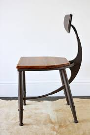 Industrial Dining Chair Industry Foundry Dining Chair Mad About The House
