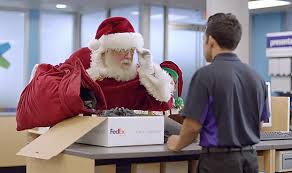 fedex name tag creativity