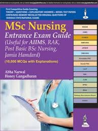 msc nursing entrance exam guide 10 000 mcqs with explanations