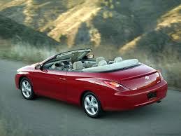 toyota camry solara toyota camry solara convertible buying guide
