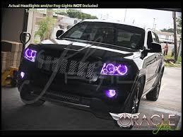 amber rose jeep oracle 11 13 jeep grand cherokee ccfl halo rings headlights bulbs