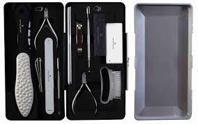 the nail edition pro manicure pedicure kit
