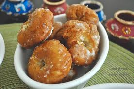 pinch of swad rice chakli pinch of swad badushai balushai indian donuts