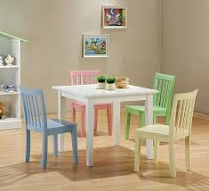 play table and chairs 5 pc kids play table set childrens play table and chairs icifrost