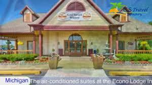 econo lodge inn u0026 suites 2 stars hotel in cascade michigan youtube
