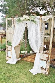 wedding arch lace best 25 vintage wedding arches ideas on wedding alter
