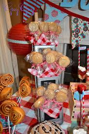 greygrey designs my parties bun in the oven baby shower