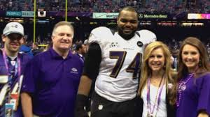 The Blind Side Of Love Michael Oher Is Over The Blind Side Youtube