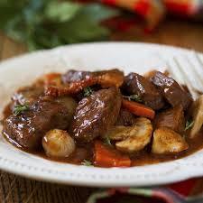 cuisiner du paleron de boeuf boeuf paleron à la sauce tomate cooking chef de kenwood