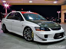 2004 mitsubishi wagon 2004 mitsubishi lancer evolution viii modified magazine