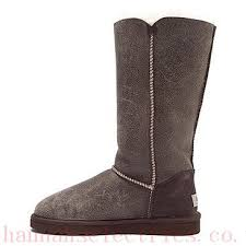 womens boots ballarat ballarat ugg australia bailey button triplet bomber jacket chocol