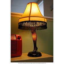 a christmas story leg lamp half scale replica home theater decor