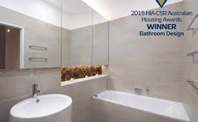 Minosa Bathroom Design Of The Year 2016 Hia Nsw Housing by News Brindabella