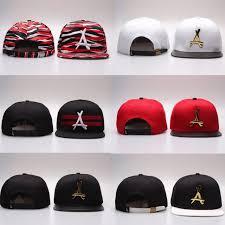 tha alumni hat 2015 brand new adjustable tha alumni snapback caps gold letter a