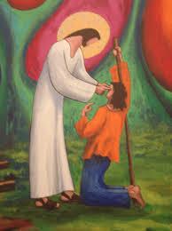 Was Bartimaeus Born Blind Mark An Illustrated Commentary Mark 10 46 52 Faith Is A Highway