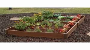 Greenes Fence Raised Beds by Greenland Gardener 42 In X 42 In Raised Bed Garden Kit Youtube