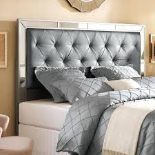 Diy Pillow Headboard Cushioned Headboard Queen U2013 Senalka Com